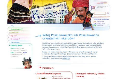 Sklep internetowy Kaszmir