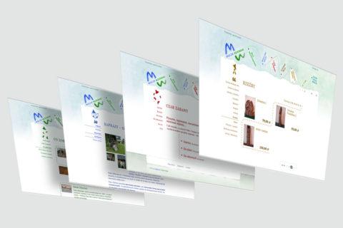 Strona www Magiczne Wędrowanie
